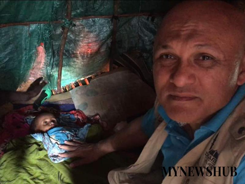 Zairulshahfuddin cuba menutup mata Laden tetapi tidak berjaya