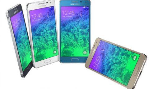 Samsung Galaxy Alpha Dilancarkan Secara Rasmi