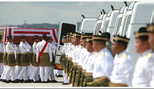 MH17: Keadaan Cuaca Tidak Akan Jejaskan Upacara Esok