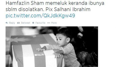 Jenazah Pramugari Hamfazlin Dikebumikan Di Ibu Negara