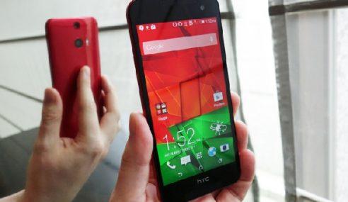 HTC Butterfly 2 Akan Tiba Di Malaysia Bulan Hadapan