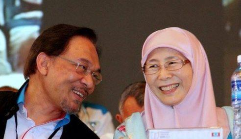 Keputusan Calonkan Wan Azizah MB Selangor Muktamad