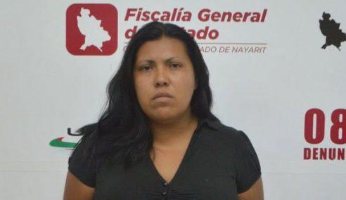 Wanita Belah Perut, Curi Bayi Di Mexico