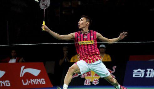 Chong Wei Raih Slot Ke Suku Akhir Kejohanan Dunia