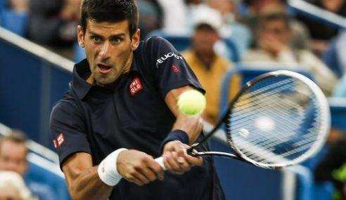 Tenis Terbuka AS: Djokovic Pilihan Utama, Federer Kedua