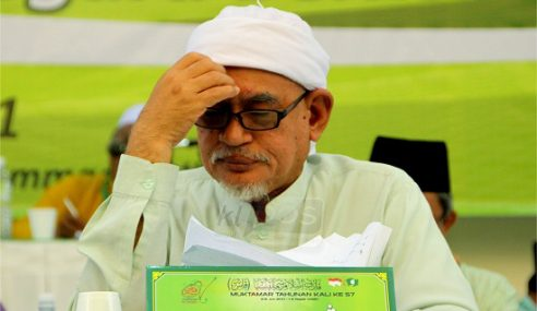 Presiden PAS Dedahkan Mengapa Tidak Mahu Wan Azizah