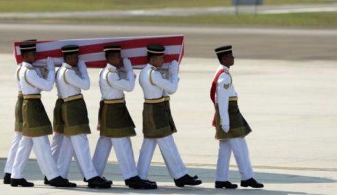 Tragedi MH17: Laluan Penghantaran Jenazah