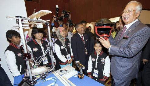 NCII Rangsang Syarikat Lebih Inovatif – Najib