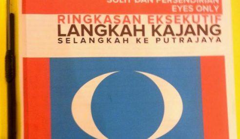 """Alasan!! Fahmi Fadzil Kata Rafizi Tak Sebut Pun """"Langkah Kajang"""""""