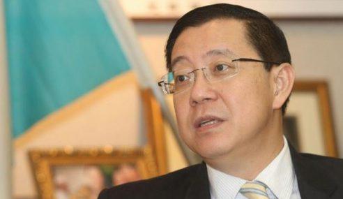 Kerajaan P.Pinang Sedia Beri Kerjasama Kepada SPRM