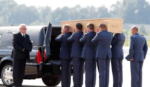 MH17: Jenazah Dibawa Pulang Berperingkat Mulai 22 Ogos