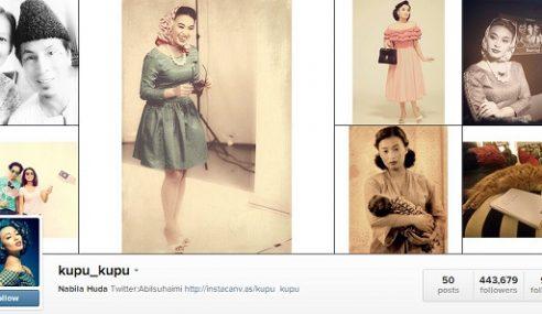 Nabila Huda Kurangkan Gambar Bersifat Peribadi Di Instagram?