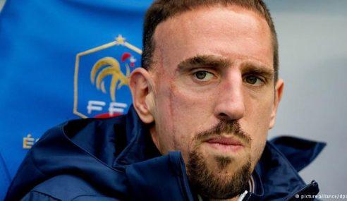 Ribery Ucap Selamat Tinggal Kepada Perancis