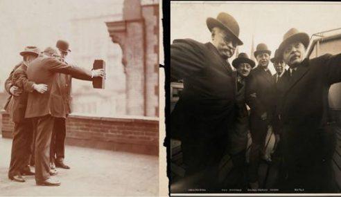 GAMBAR : Inilah Otai-Otai Selfie Pada Tahun 20an