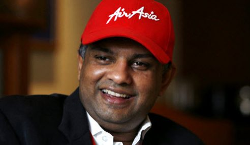 Tony Tak Mahu MAS, Lapangan Terbang Atau F1 Lagi
