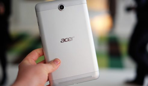 Acer Iconia Tab 7: Phablet Dengan Harga Pembukaan RM499