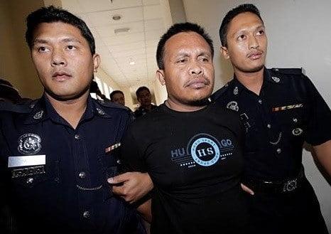 Kes Bunuh Pegawai AmBank: La Ode Ke Tali Gantung