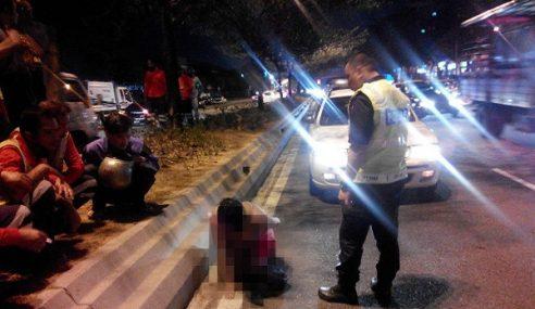 Perempuan Bogel Punca Jem Teruk Di Jalan Kuching Malam Tadi