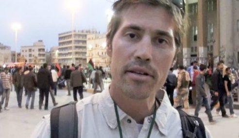 Wartawan AS Dipenggal Kepala Oleh ISIS