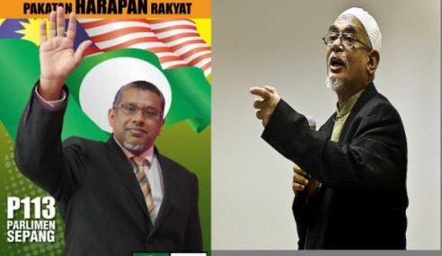 PANASSS…Haji Hadi BERTENGKAR Dengan Hanipa Maidin Malam Tadi?