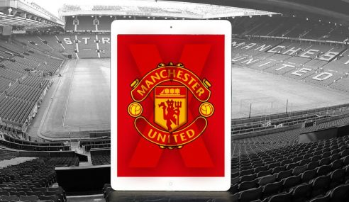 Pengharaman Tablet iPad Di Old Trafford Manchester United