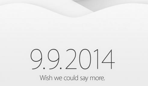 Apple Mengesahkan Pelancaran IPhone 6 Pada 9.9.14