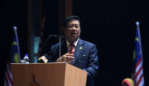 Khalid Nafi Penyelesaian Hutang Banknya Mencurigakan