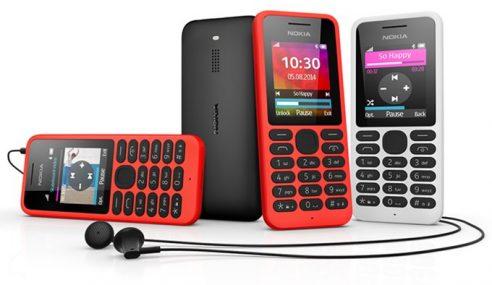 Nokia 130: Telefon Dengan Kadar Bateri Bertahan Sebulan