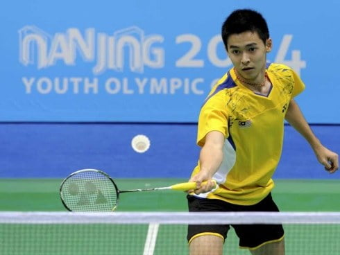 Badminton: June Wei Layak Ke Suku Akhir