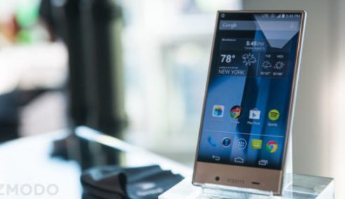 Sony Xperia M2 Aqua, Peranti Kalis Air Bertaraf Dunia