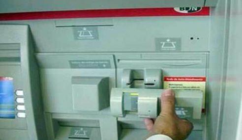 SEGERA: 4 Mesin ATM Di Genting Highlands Ada Alat Curi Data!