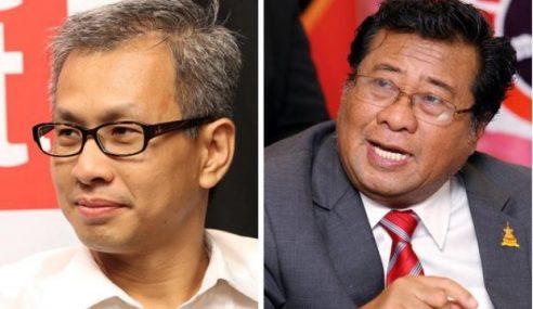 VIDEO: Manisnya Ayat Tony Pua Semasa Sanjung Khalid Ibrahim…