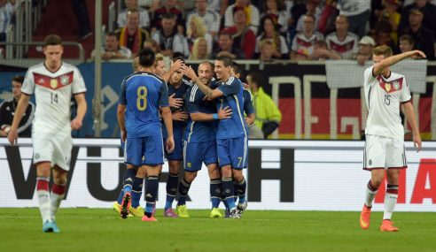Argentina Tebus Kekalahan Di Final Piala Dunia Kepada Jerman