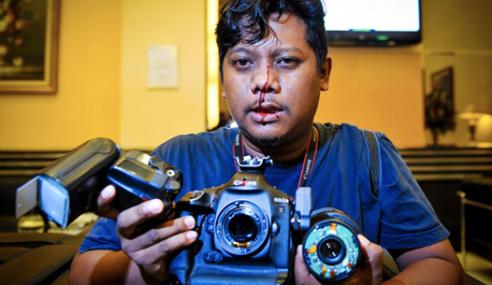 Kes Tumbuk Jurugambar:  Luahan Pihak Keluarga Mangsa MH17