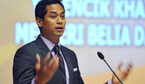 KJ Bangga Dengan Kontinjen Paralimpik Malaysia