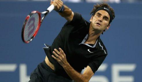 Terbuka AS: Federer Temu Monfils Di Suku Akhir