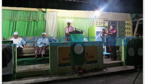 PANAS!! VIDEO : Hadi Awang Berteka-Teki Isu MB Selangor