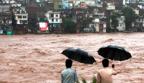 Ribuan Penduduk Srinagar Diancam Banjir
