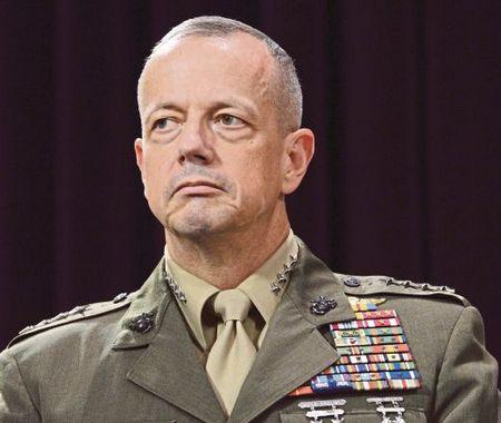 Jeneral Allen Ketuai Pakatan Perangi IS