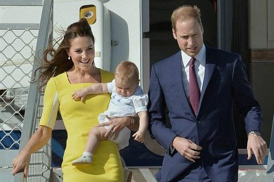 Isteri Putera William, Kate Middleton Mengandung Anak Kedua