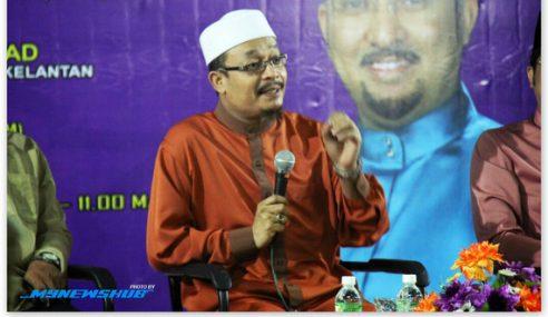 VIDEO : Ustaz Kazim!! 4,000 Orang Di SMK Geting, Pengkalan Kubor