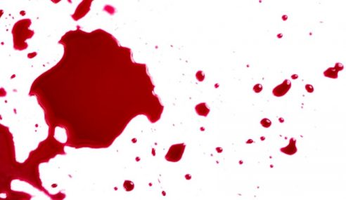 Mayat Lelaki Berlumuran Darah Ditemui Di Kaki Lima