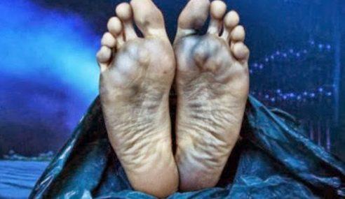 Lari Lintang Pukang Nampak Mayat Bengkak Atas Katil