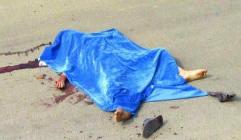 Empat Murid Sekolah Mati Ditikam Di China