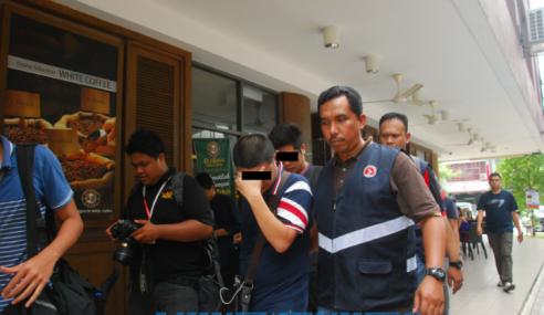 Dua Lelaki Tempatan Ditahan Kerana Disyaki Tonto