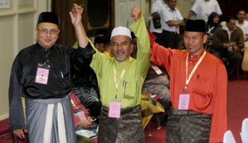 PRK Pengkalan Kubor: Pertarungan Tiga Penjuru
