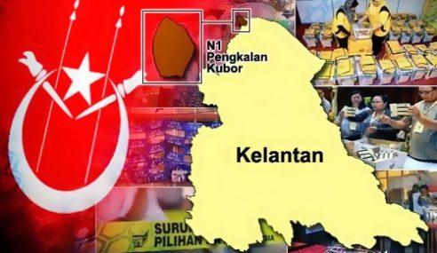 PRK Pengkalan Kubor: Kesemua 11 Pusat Mengundi Ditutup 5 Petang