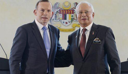 Najib Sahkan Komitmen Malaysia Terhadap Rundingan TPPA