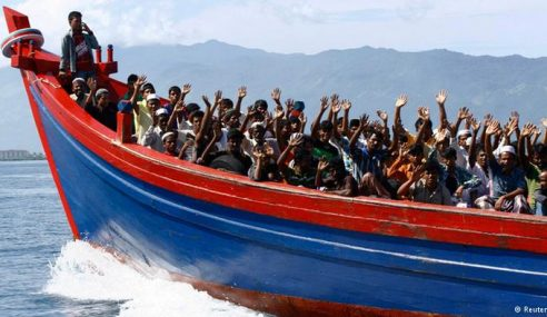 Australia Tempatkan Semula Pelarian Di Kemboja