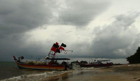 Amaran Puting Beliung Landa KL, Putrajaya PALSU
